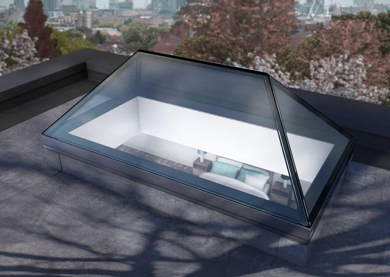 Roof Lantern Extension Small