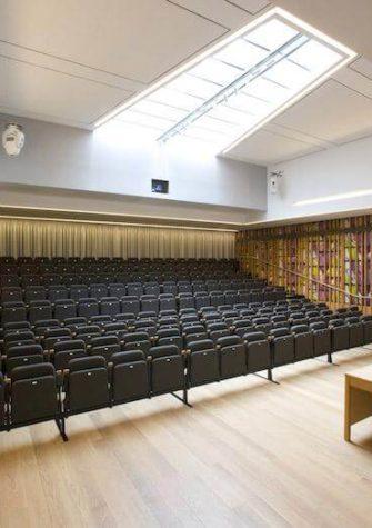 rooflight for auditorium