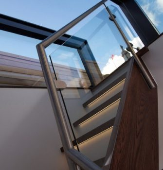 Freestanding Box Rooflight - Glazing Vision Europe