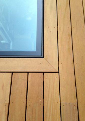 Flushglaze Walkon Rooflight - Glazing Vision Europe