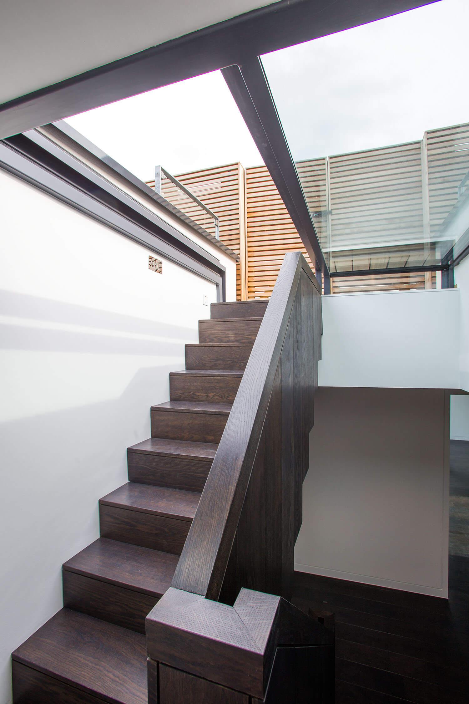 Sliding Box Rooflight System Three Wall Box Glazing Vision