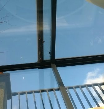 Freestanding Box Rooflight - Glazing Vision Europe NL
