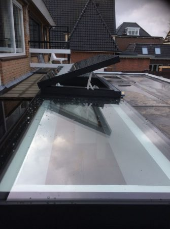 VisionVent Integrated Vent - Glazing Vision Europe