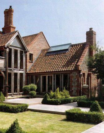 Ridgeglaze Fixed Rooflight - Glazing Vision Europe - External view