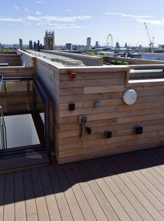 Freestanding Box Rooflight - Glazing Vision Europe - London NL