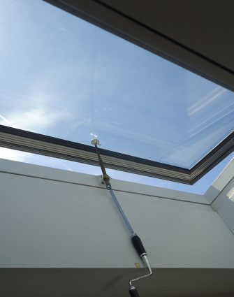 VisionVent Solo Vent - Glazing Vision Europe