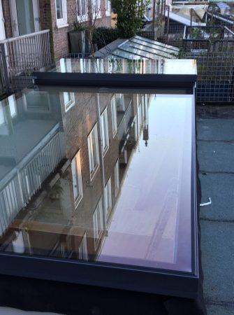 Skyhatch Electric Rooflight - Glazing Vision Europe
