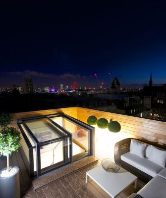 Three Wall Box Rooflight - Glazing Vision Europe