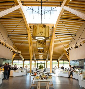 Ridgeglaze Fixed Rooflight - Glazing Vision Europe - Gloucester Service Station