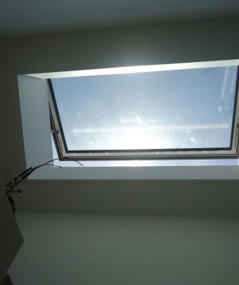 VisionVent Solo Vent - Glazing Vision Europe