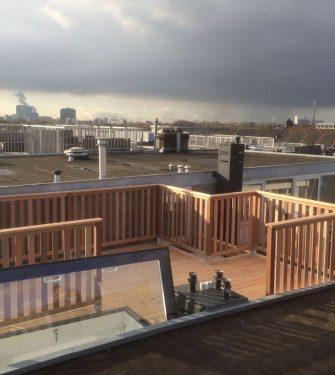 Skyhatch Manual Rooflight - Glazing Vision Europe