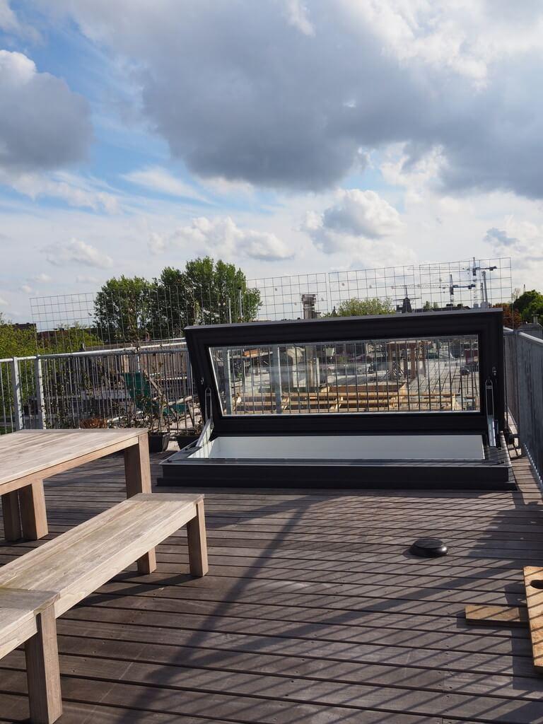 Roof Access Hatch Skydoor Amsterdam