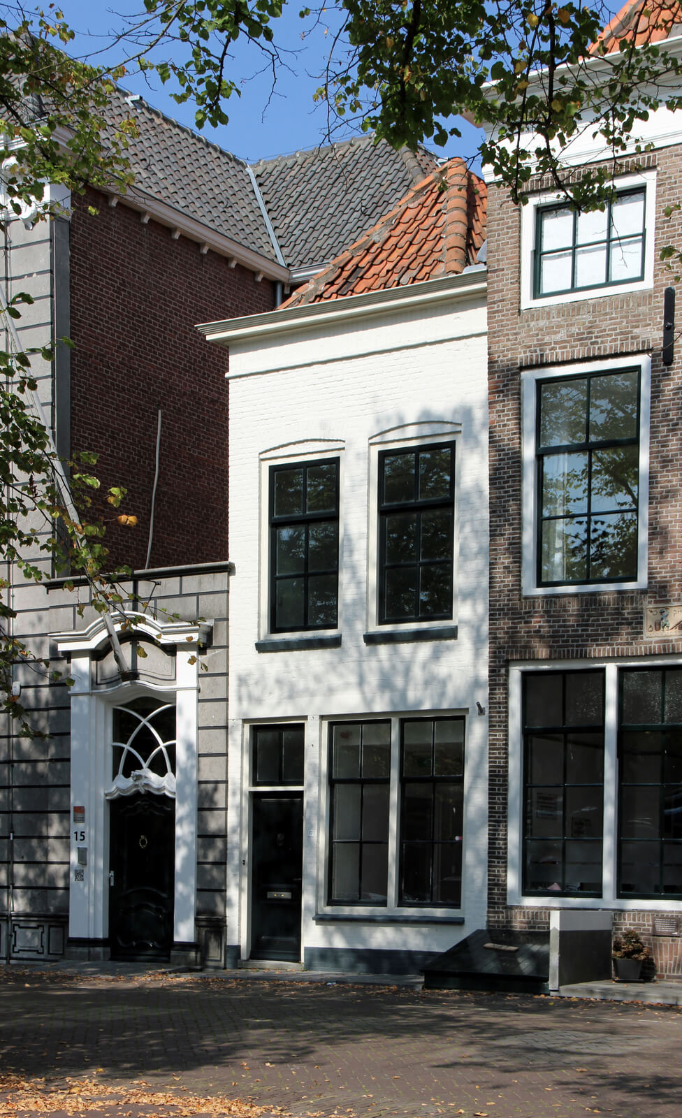 Daylight Award FlushglazeHouse 20x3 in Zierikzee