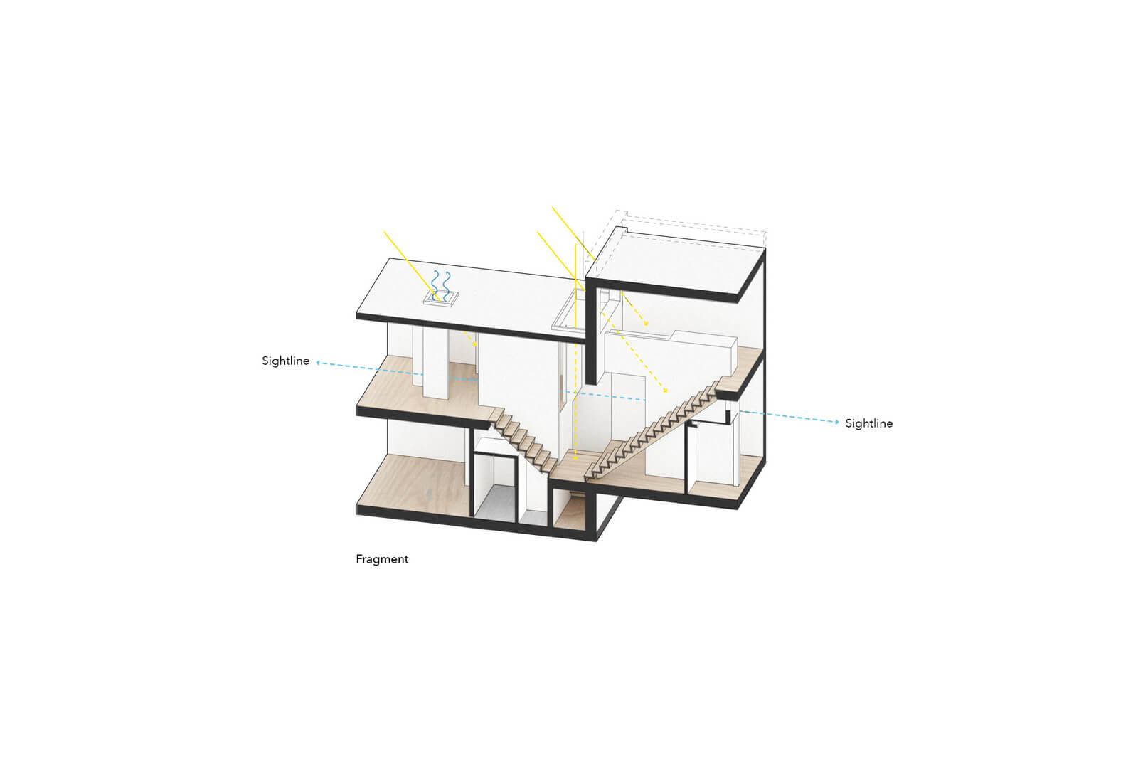 Daylight Award Flushglaze Tekeningen House 20x3