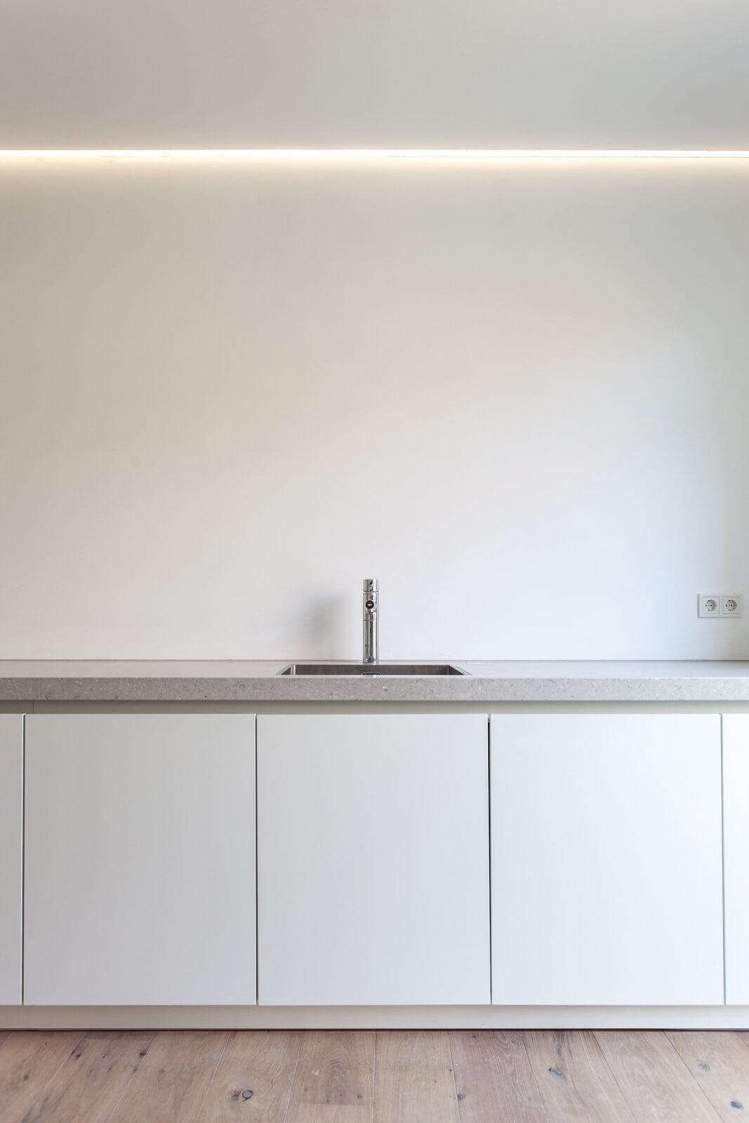 Daylight Award Flushglaze brengt daglicht in keuken