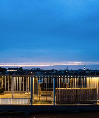Skyhatch Manual Handmatig dakluik dakterras Amsterdam