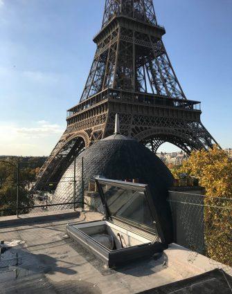 Skyhatch Electric Parijs