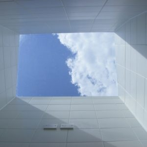 Sky Only View Rooflight